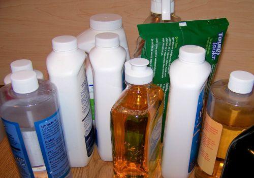 cheap cleaning liquid detergent in flea markets