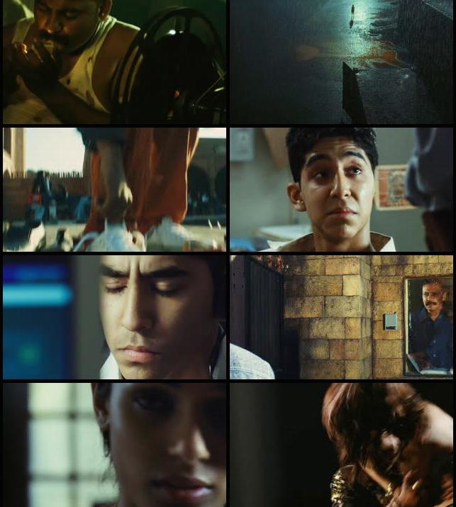 Slumdog Millionaire 2008 Dual Audio Hindi 480p BluRay