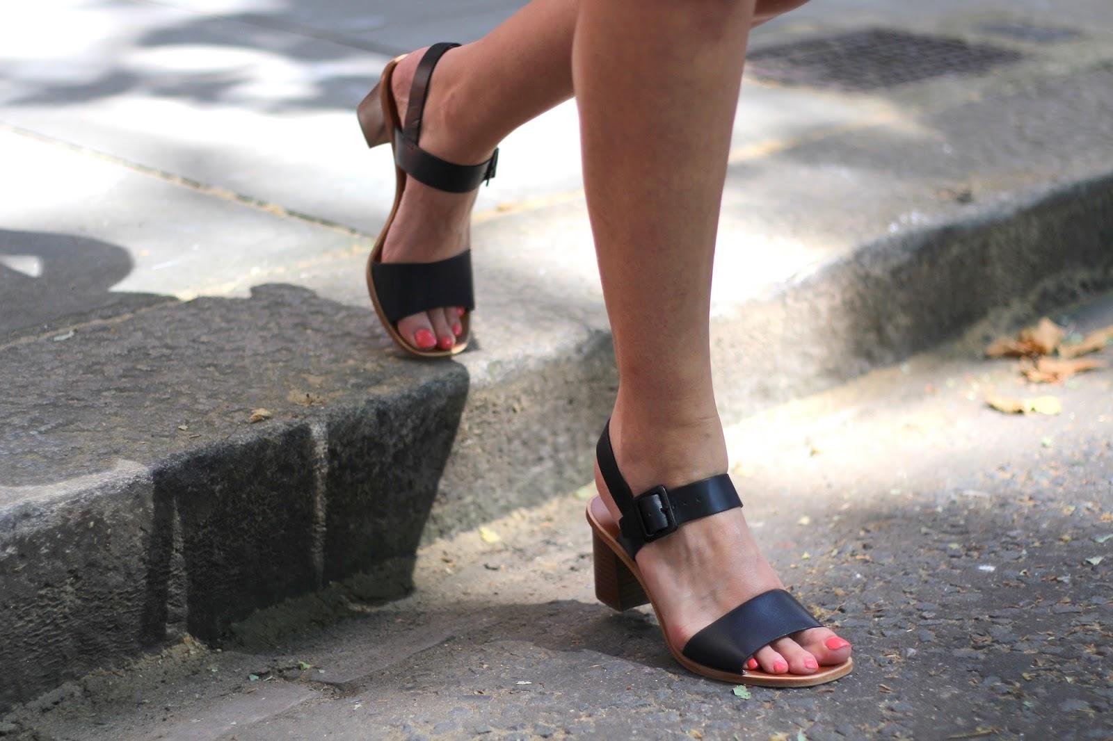 topshop sandals peexo blog