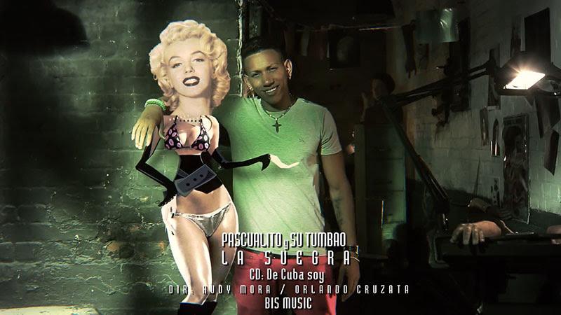 Pascualito y su Tumbao Habana - ¨La Suegra¨ - Videoclip - Dirección: Rudy Mora - Orlando Cruzata. Portal Del Vídeo Clip Cubano - 01