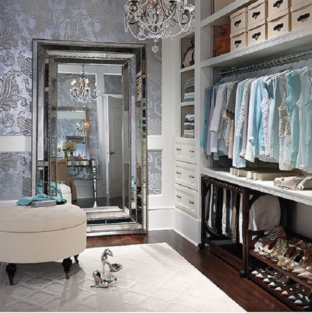elegant dressing room ideas