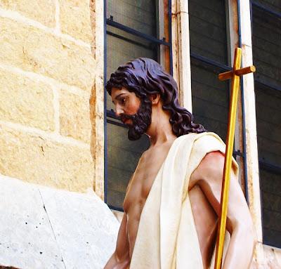 El hombre nuevo. Cofradía del Santo Sepulcro. León. Foto G. Márquez.