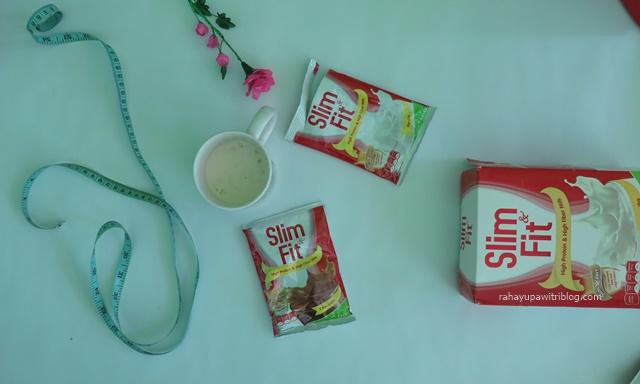My Diet Journey bersama Slim & Fit