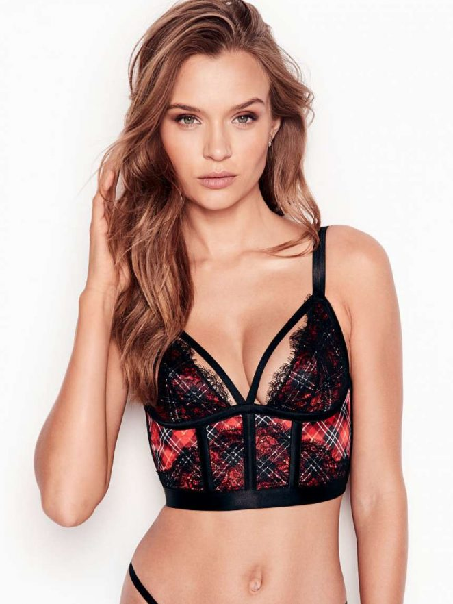 Josephine Skriver Victoria's Secret Photoshoot