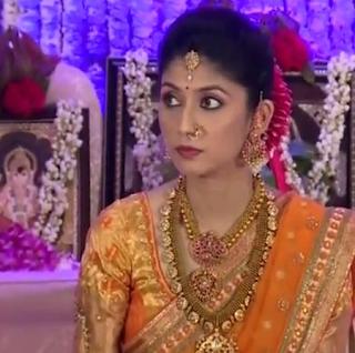 engagement pooja Manchu Manoj-Pranathi