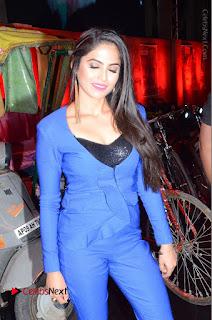 Actress Naina Ganguly Stills in Blue Dress at RGV Shiva to Vangaveeti Event  0010.JPG