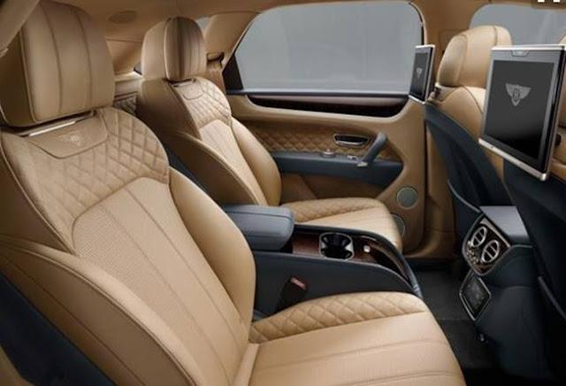New Bentley SUV 2016