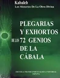 Descargar ebook sobre Magia Plegarias y Exhortos 72 Genios de la Magia