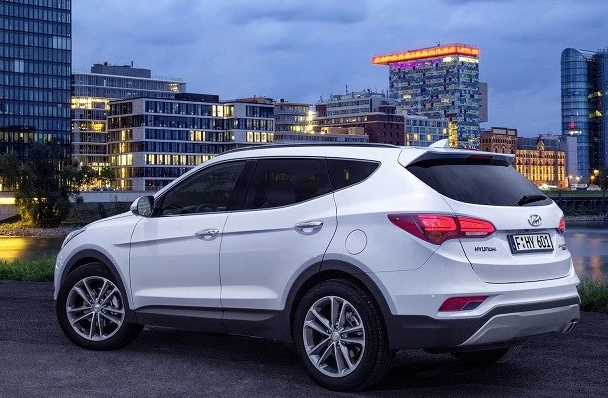 2018 Hyundai Santa Fe Specs, Reviews, Rumors, Redesign, Release Date