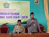 Mulai 2017, Karu dan Karom Jadi Ujung Tombak Pelaksanaan Haji