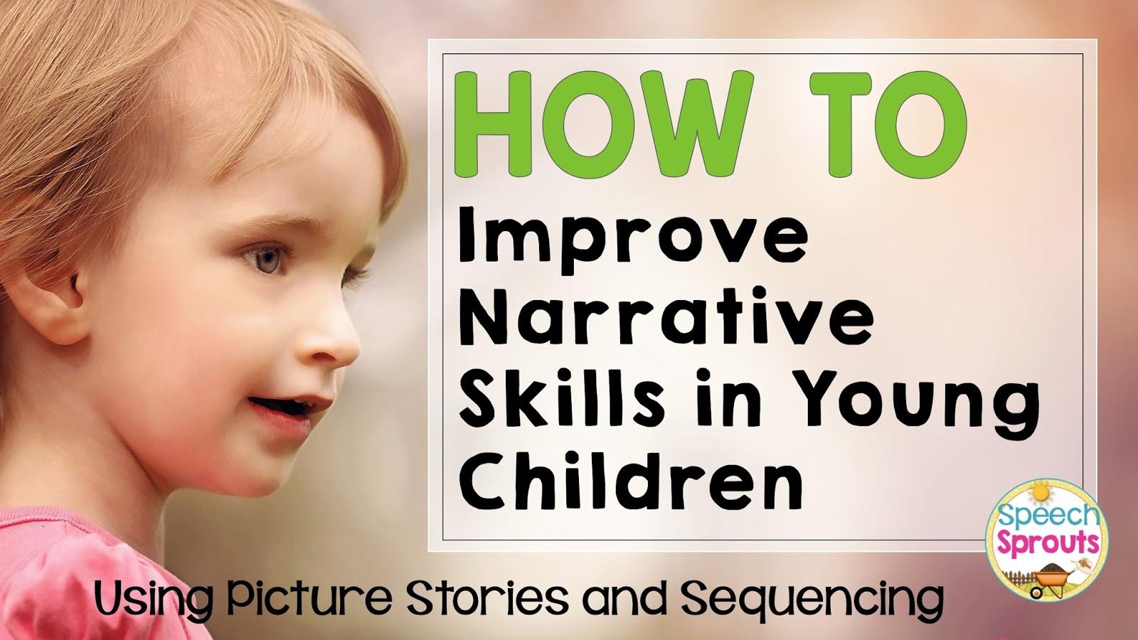 How to write a narrative speech