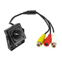Macam-Macam Kamera CCTV Mini