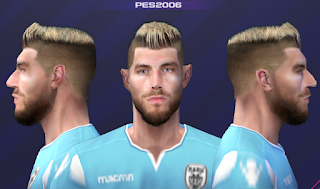 PES 6 Faces Alexandros Paschalakis by Gabo CR Facemaker