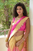 pavani new photos in saree-thumbnail-12