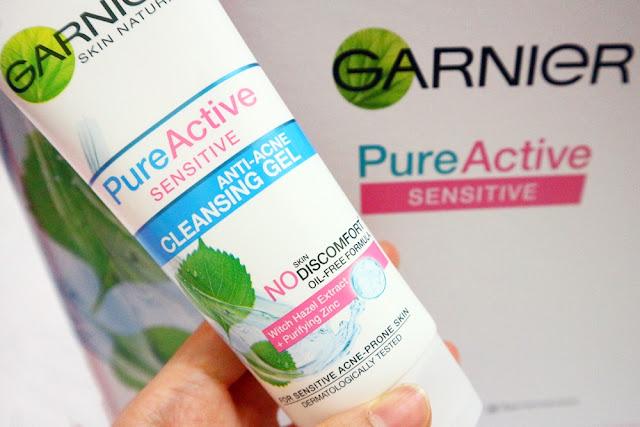 Atasi Masalah Jerawat dan Kulit Sensitif dengan Garnier Pure Active Series