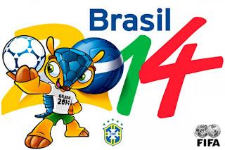 Fuleco la mascota del Mundial de futbol Brasil 2014
