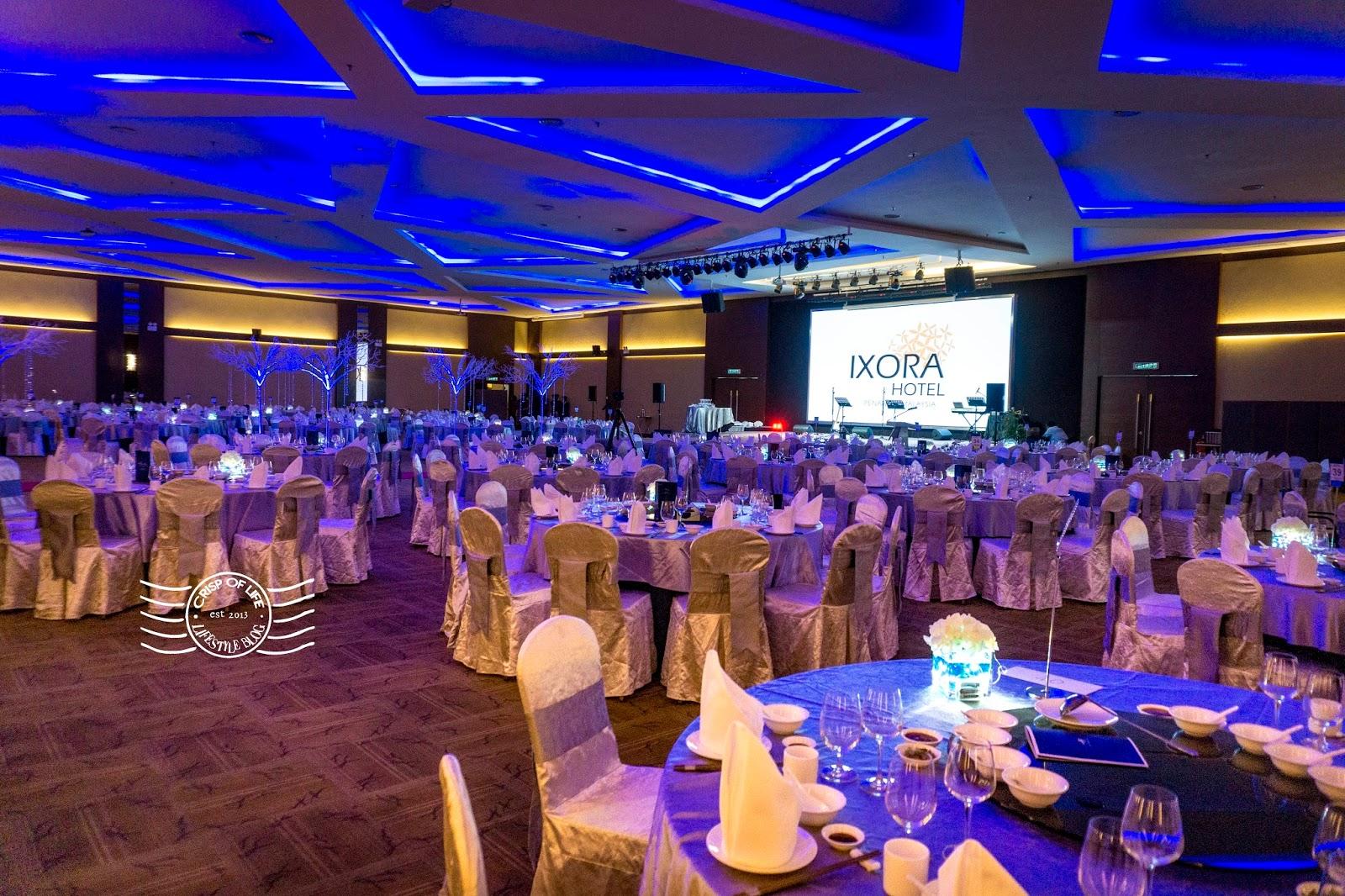 Sparks with Ixora II Corporate Appreciation Night @ Ixora Hotel, Penang