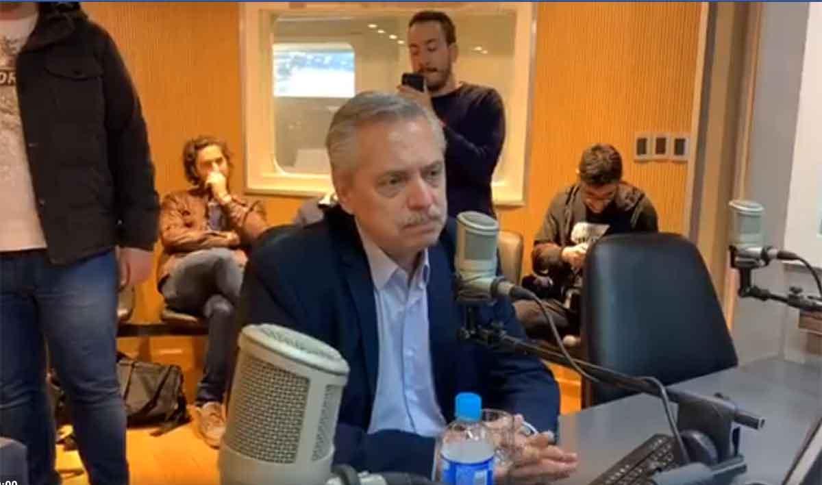 VIDEO: Un año atrás, Alberto Fernandez decía que no cambiaría la Justicia