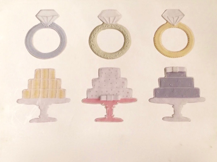 Good Things by David: Martha by Mail Ring and Wedding Cake Cookie ...