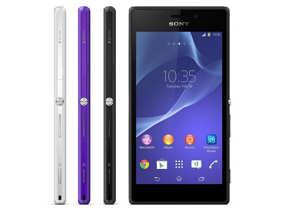 Kelebihan dan kekurangan Sony Xperia M2 D2305