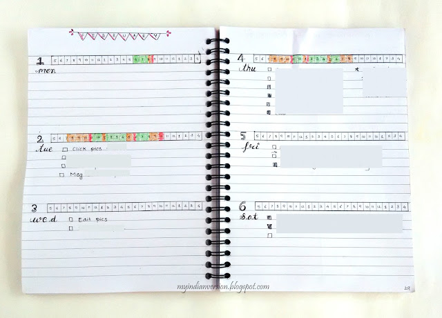 bullet-journal-two-spread-weekly-layout-idea-with-time-calculator-myindianversion