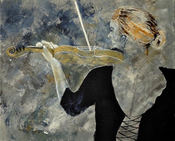 Pol Ledent. Художник-самоучка из Бельгии 17