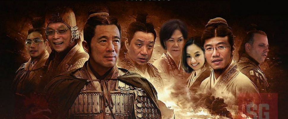 Singaporeans get creative with GE2015 photoshops and artwork