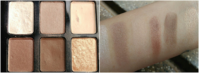 Resenha: Paleta The Nudes Maybelline