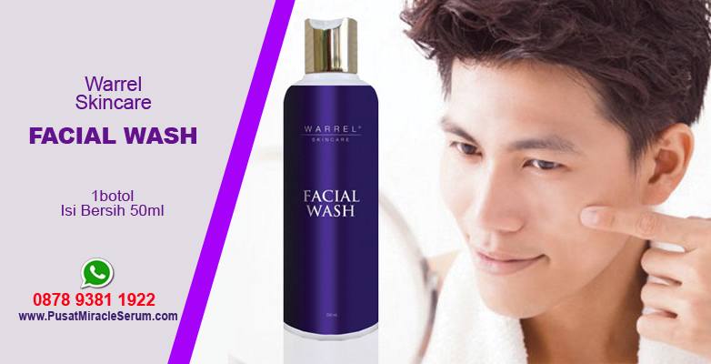 Warrel Facial Wash