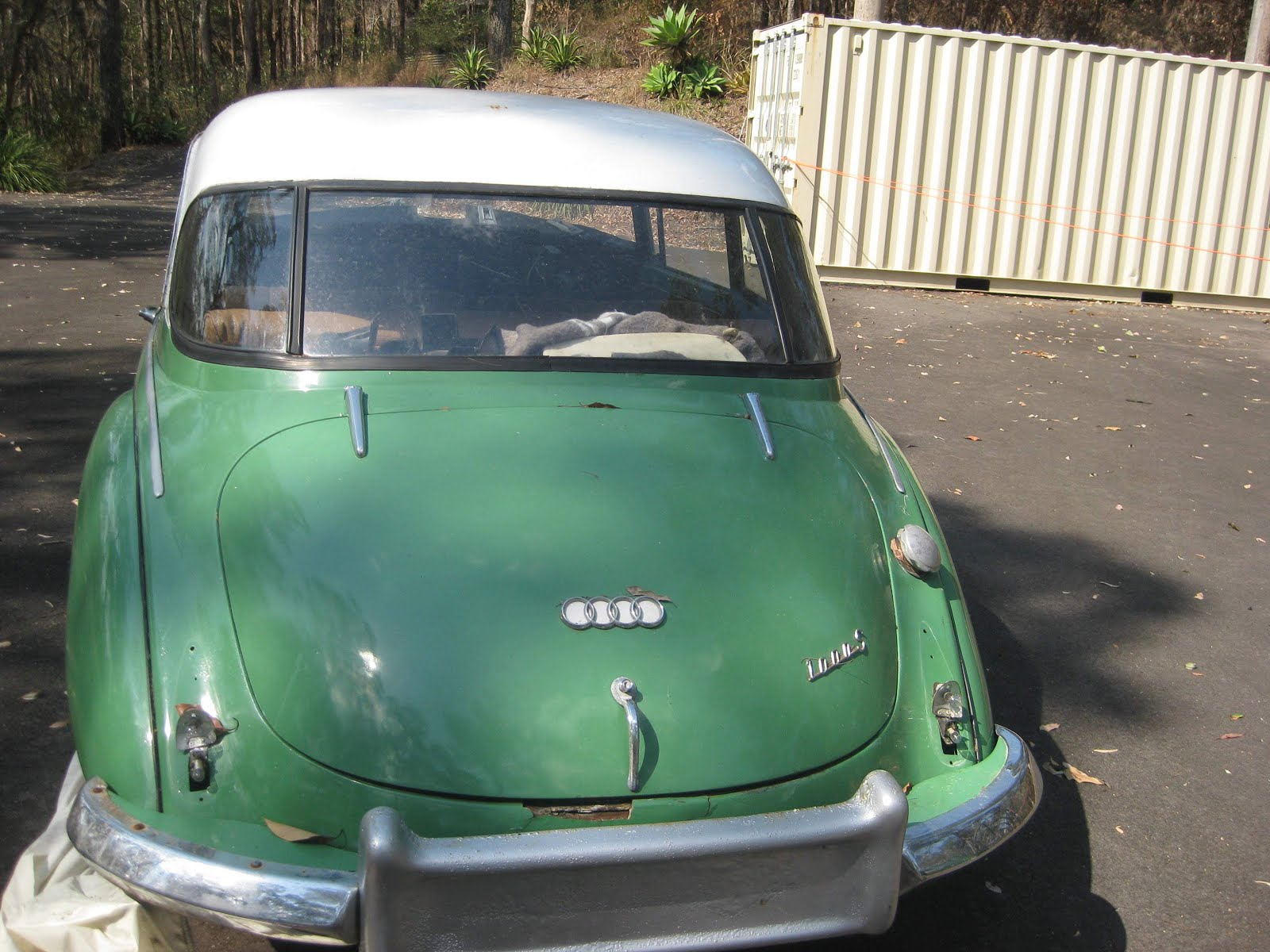 Auto-Union Project: Surviving DKW Cars In Australia