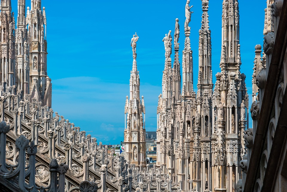 A Summer Angle on Milan