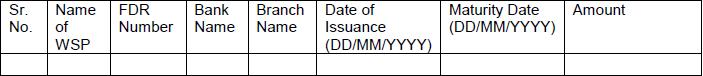 [SEBI] Framework for utilization of Financial Security Deposit (FSD)