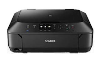 Canon PIXMA MG6440 Driver Download Free