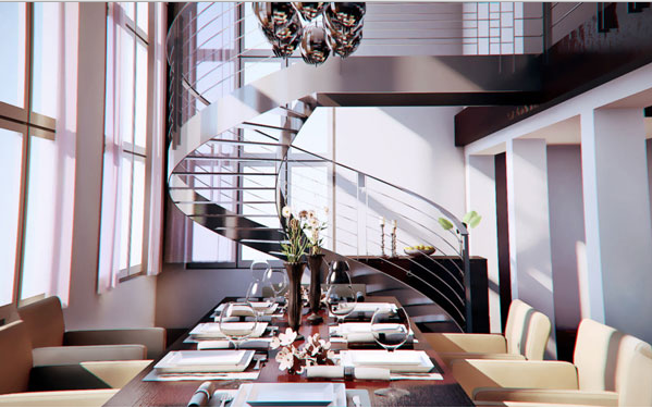Well Design: A Collection Of Well-Designed Dining Rooms