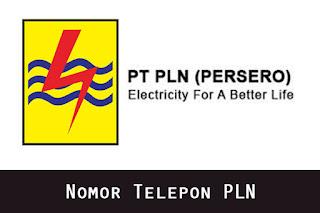 Nomor Telepon PLN 123