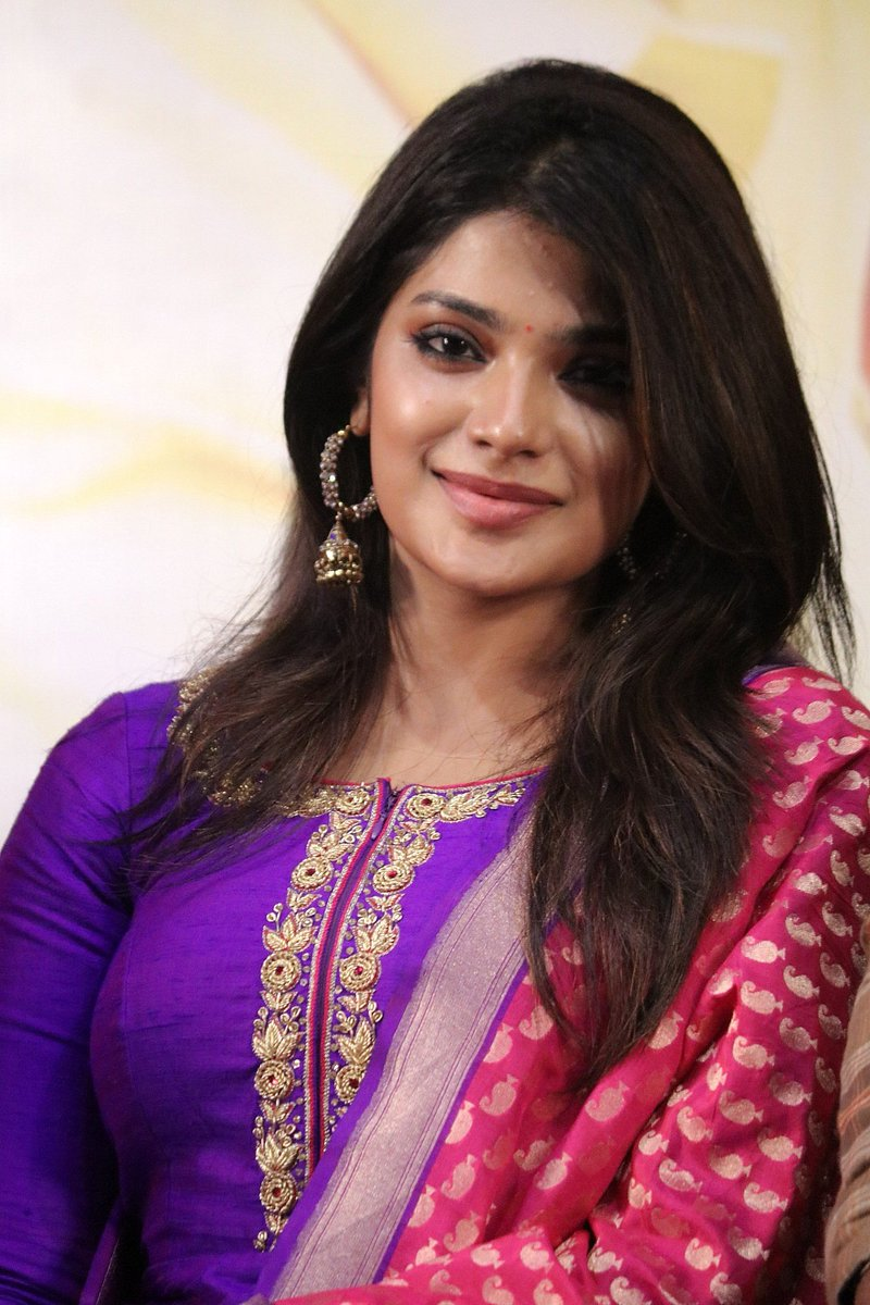 Actress Aathmika Latest HD Images