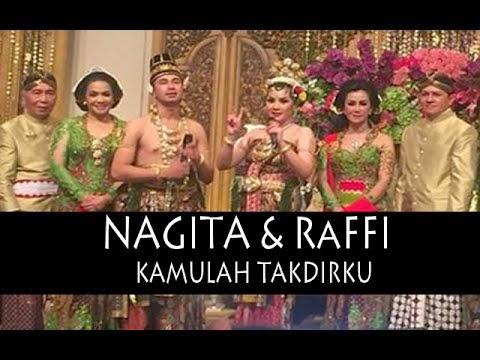 Lirik Lagu Raffi Ahmad dan Nagita Slavina - Kamulah ...