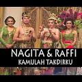 Lirik Lagu Raffi Ahmad dan Nagita Slavina - Kamulah Takdirku