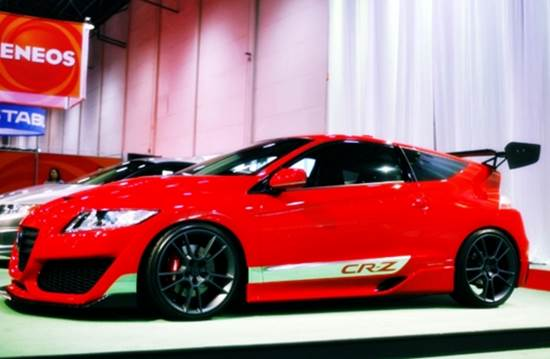 2017 Honda CR-Z Coupe Release Date