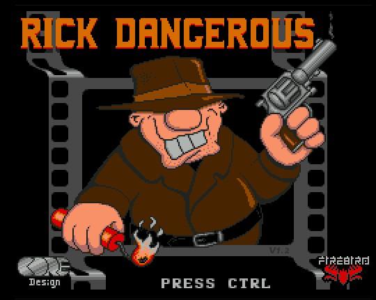 Rick Dangerous - Δωρεάν Platform Game