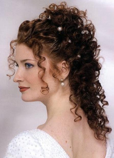 life hartz curly wedding