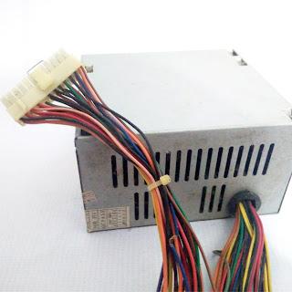 Cara Mengetes Power Supply komputer tanpa Motherboard