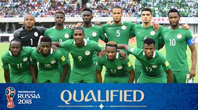 Algeria vs Nigeria Live Stream