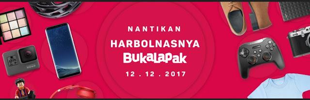 Promo Harbolnas Bukalapak.com