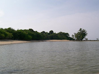 Pulau Maspari Sumatera Selatan - Pulau Perawan yang Harus di Jaga – di Lestarikan dan di Kembangkan