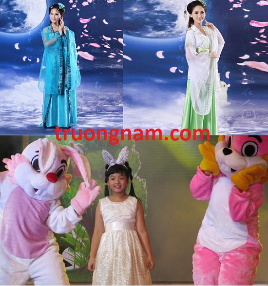 Chuyen san xuat va cung cap mascot Tho Ngoc 0978 550 644