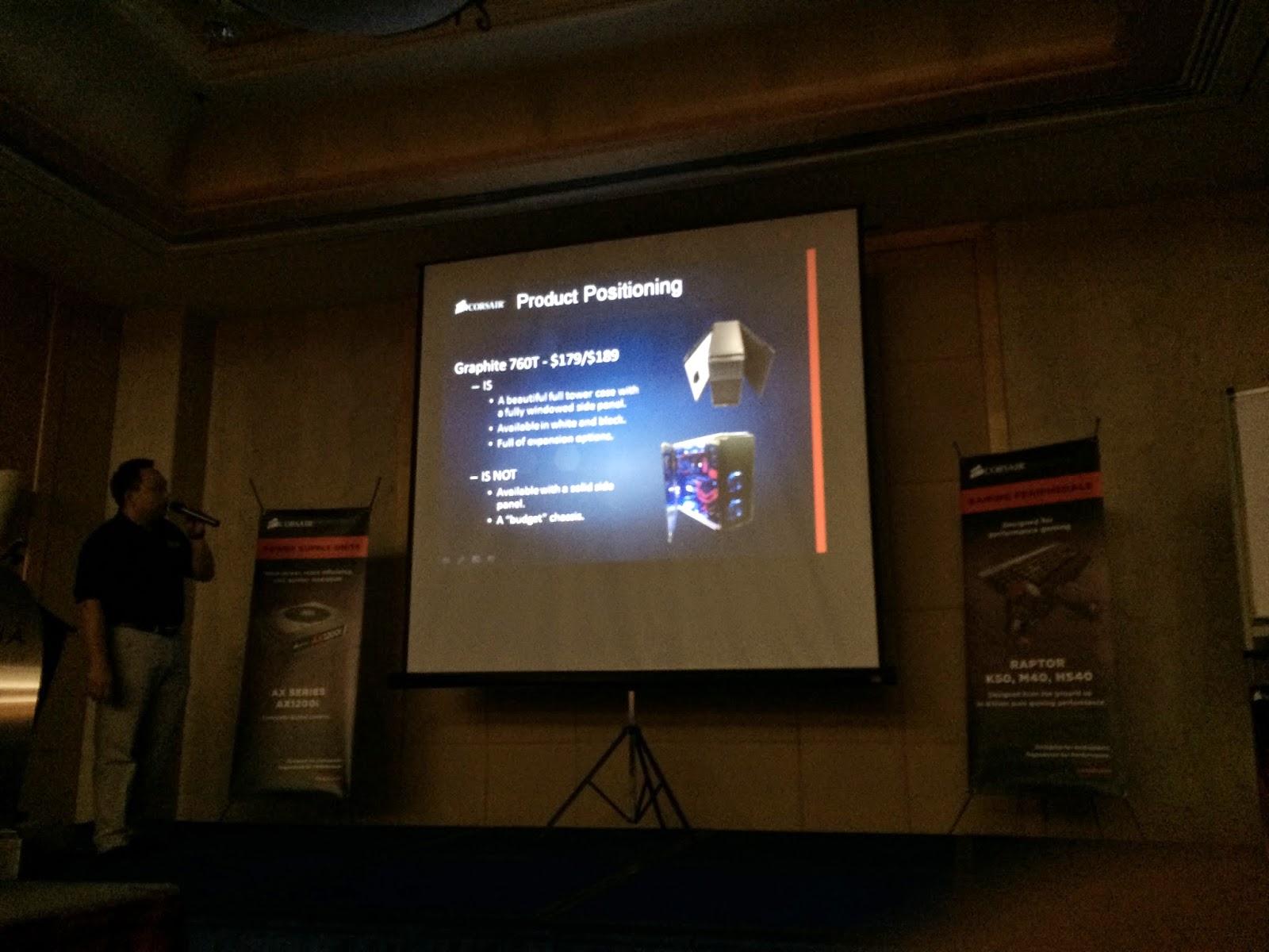 Coverage of Corsair Event @Melia Kuala Lumpur 22
