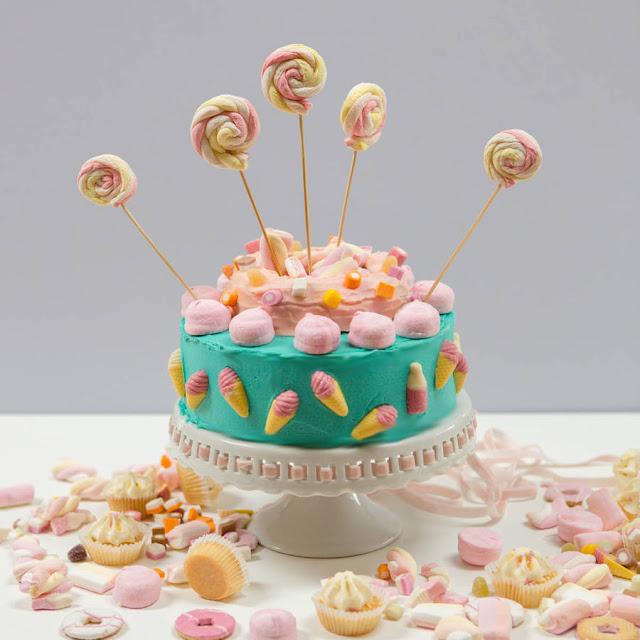 El Yapımı Doğum Günü Pastaları