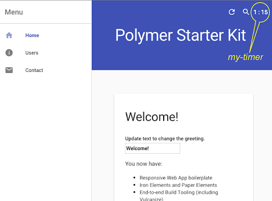 POLYMER + TYPESCRIPT the marvelous couple
