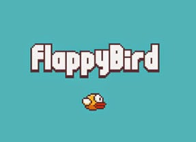 Flappy Bird game app